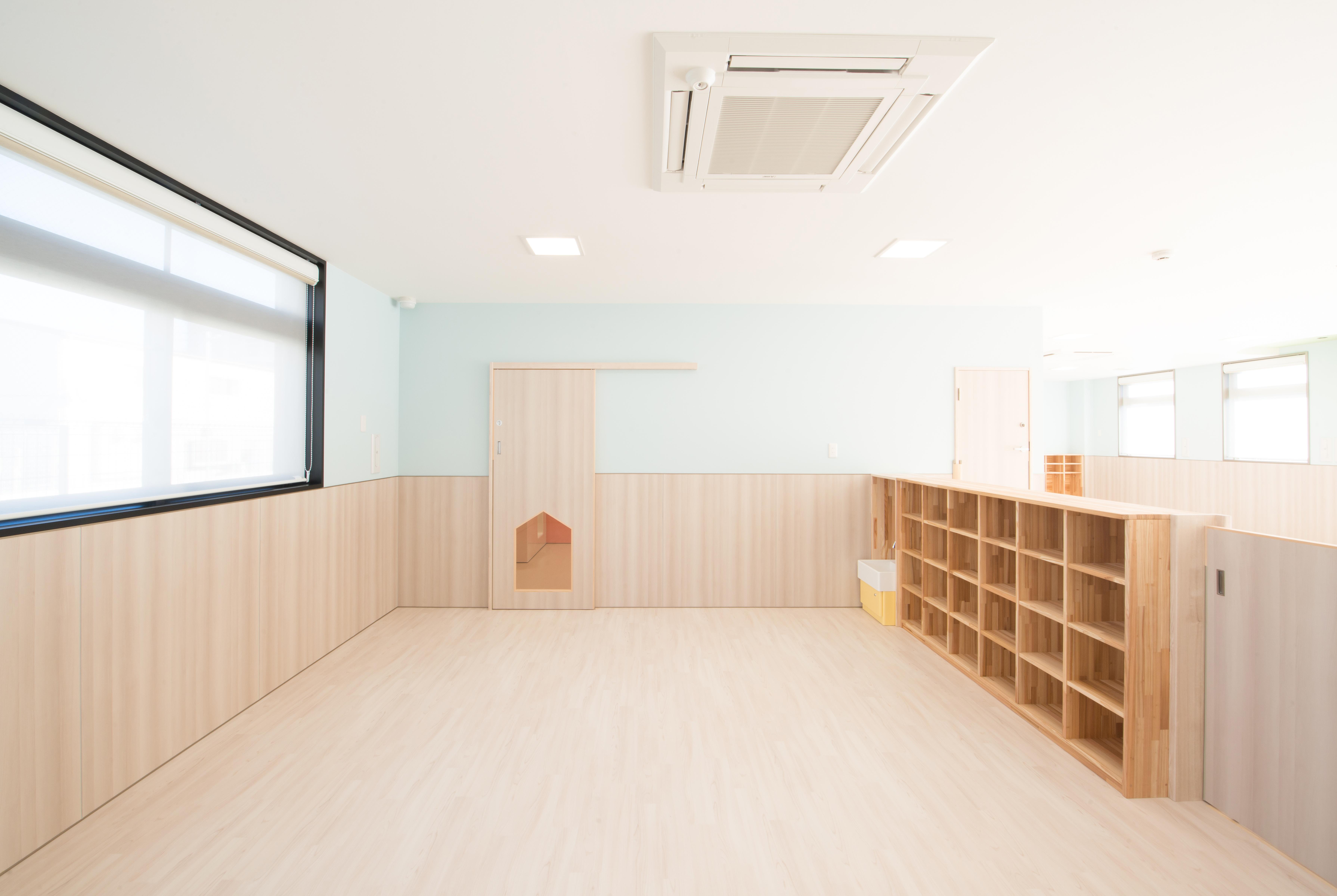 1・2歳児の保育室(1)