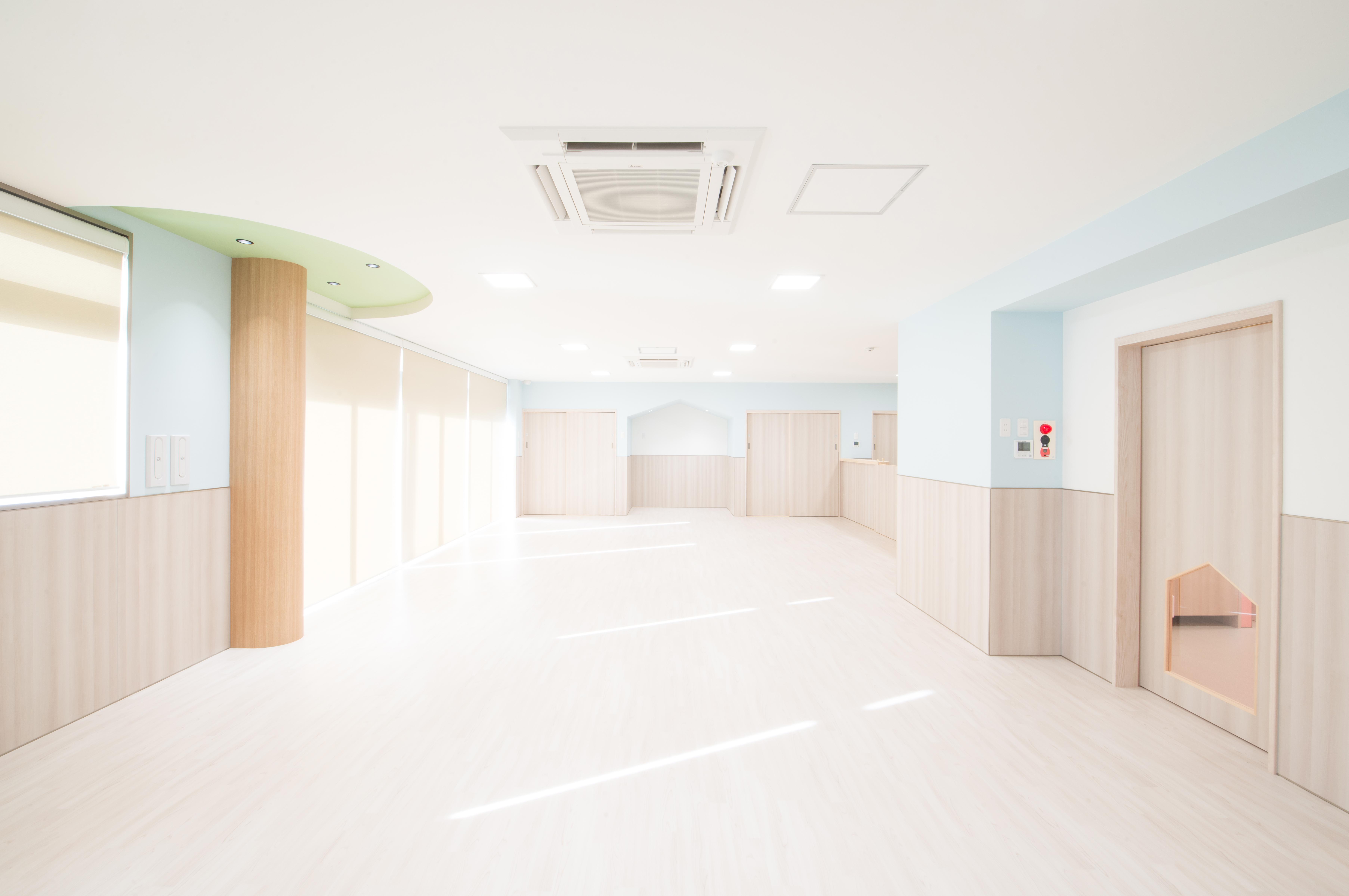 1・2歳児の保育室(2)